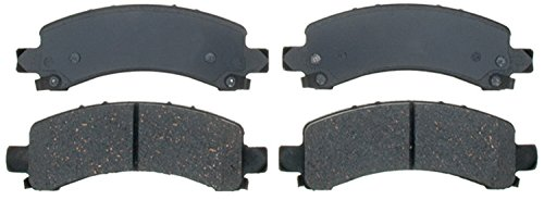 Yukon Ceramic Rear Brake Pad - 5