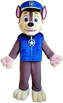 Karl de la Patrulla Canina Perro Mascota Disfraz Adulto Disfraz ...