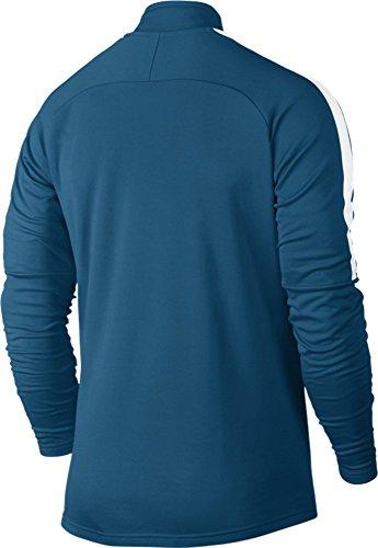 Blanco de Camiseta azul Hombre para Drill Entrenamiento Academy blanco Nike Azul qR8Fn6t