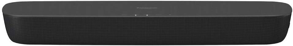 Panasonic SC-HTB200EGK - Barra de Sonido para el Hogar (Conexión HDMI, TV, Inalámbrico y Alámbrico, Home Cinema, 2.0 Canales, 80 W, DTS Digital Surround, Dolby Digital, 80 W, 10 cm) Color Negro
