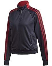 adidas Women's ID 3-Stripes Snap Track Jacket