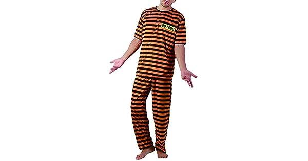 Amazon.com: Rimi percha de ropa para hombre Naughty disfraz ...