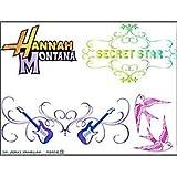 : Hannah Montana Tattoos, 8ct