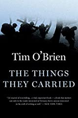 A classic work of American literature that has not stopped changing minds and lives since it burst onto the literary scene, The Things They Carried is a ground-breaking meditation on war, memory, imagination, and the redemptive power of story...
