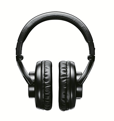 Shure SRH440 Professional Studio Headphones (Black) by Shure