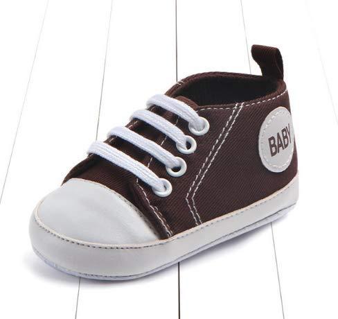 0d005748bd772 Amazon.com: New Canvas Classic Sports Sneakers Newborn Baby Boys ...