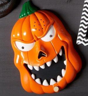 Halloween Doorbells Dare to Knock Doorbells with Sound (Pumpkin) by Two's Company]()