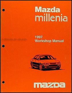 1997 mazda millenia repair shop manual original amazon com books rh amazon com 2002 mazda millenia repair manual free download mazda millenia workshop manual