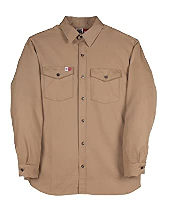 7b5d9f3cf3d9 Amazon.com  Big Bill 1117US7-KAK-S-R FR Shirt