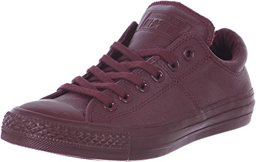 Femme Star All Taylor Profond Baskets Converse Blanc Chuck Madison Basses Bordeaux 710TqBw