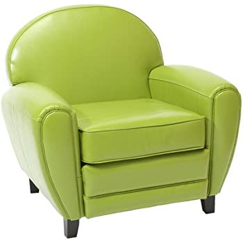 Superieur Best Selling Leather Cigar Chair, Green