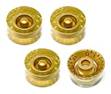 Vintage Forge Aged Relic Tint Gold Speed Knobs