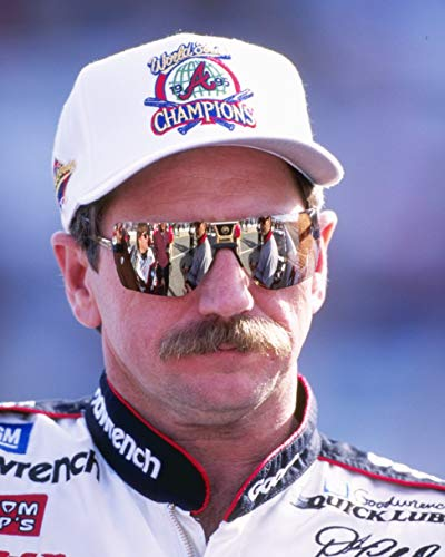 (Dale Earnhardt 8 x 10 * 8x10 GLOSSY Photo Picture IMAGE #2)