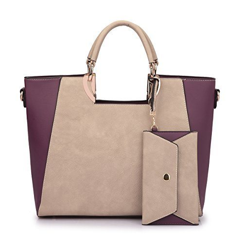 a2d23c7afd26 MMK collection Fashion Handbag with coin purse Classic Women Purse Handbag  for Women` Signature fashion Satchel Purse ~ Beautiful Designer Purse & ...