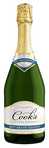 Cook's Grand Reserve Sparkling Wine, 750mL-Bottle