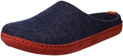 Mehrfarbig Damen amp; rosso Grunland Blrs APAC Badeschuhe Blu Dusch 7qzOwX