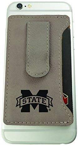 Inc Washington State University-Cell Phone Card Holder-Black LXG