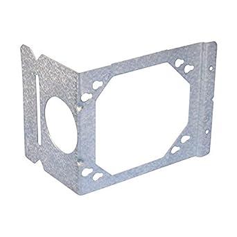 Erico C23 acero 2 – 1/2 pulgadas o soporte de pared serie C de profundidad caja electrica 3 – 5/8 pulgadas Stud a Stud Caddy: Amazon.es: Amazon.es