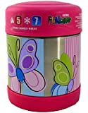Thermos- Funtainer® Stainless Steel Food Jar 290Ml- Butterfly