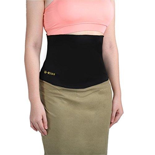 waist trimmer belt slimming fast unisex (Medium) - 8