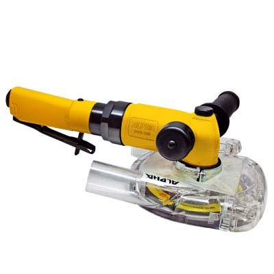 ALPHA PSG-125 Dust-Free Grinding Kit / Powerful 1 4 HP motor