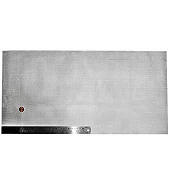 400 de acero inoxidable de malla de alambre tejido de malla 30 cm x60 cm x0.038 mm filtración SS T316 zona abierta 31%