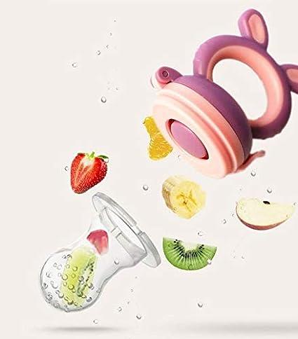 Aspirador de frutas, 3 tamaños, S, M, L, chupete de plumas, boquilla ...