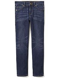 Amazon/ J. Crew Brand - LOOK by Crewcuts Boy's Slim Fit Jean, Dallas Wash, X-Large (12)