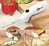 One Touch Battery Powered Knife