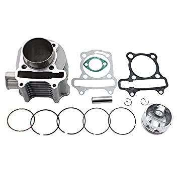 Goofit 57 4mm Cylinder Kit For Gy6 4 Stroke125cc 150cc 157qmj 152qmi