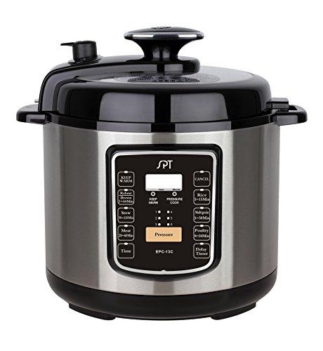electric pressure cooker spt - 2
