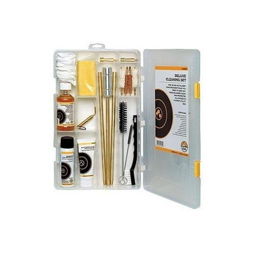 Blackpowder Products Deluxe Cleaning (50 Caliber Muzzleloader Cleaning Kit)