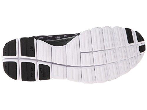 Nike Air Mogan 2 Sneakers Nero, Grigio Antracite, Grigio Scuro, Bianco