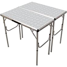 Coleman Folding Table | 4-in-1 Pack-Away Camping Table