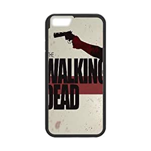 The walking dead season 5 hard pattern case cover For Apple Iphone 6 Plus 5.5 inch screen Cases TV-WALKING-S53574
