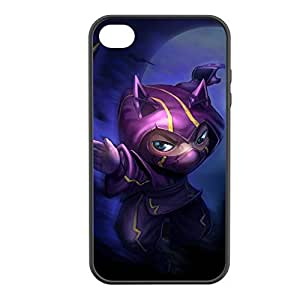 Kennen-001 League of Legends LoL case cover for Apple iPhone 4 / 4S - Hard Black