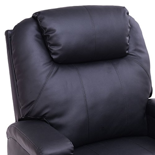 COLIBROX--Lift Chair Electric Power Recliner w/Remote and Cup Holder Living Room Furniture. by COLIBROX (Image #3)