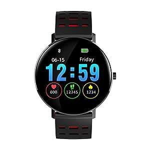 MKAI-Smartwatch Fitness Tracker Relojes Inteligentes A ...
