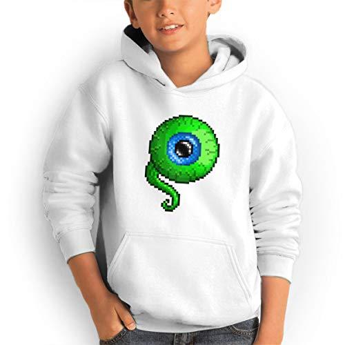(Don Washington Jacksepticeye Youth Hoodies Fashion Sweatshirts Pullover White)