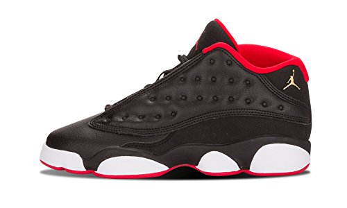 "Price comparison product image Air Jordan 13 Retro Low BG - 5.5Y ""Bred"" - 310811 027"
