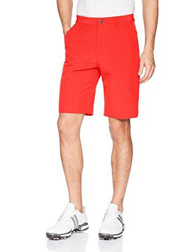 (adidas Golf Men's Ultimate 365 Shorts, Hi-Res Red s, 33