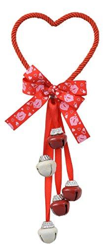 Decorative Valentine Heart Door Knob - Hanger Valentine Door