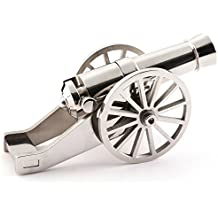 Miniature Napoleon Cannon Metal Naval Desktop Model Artillery Kit for Collection