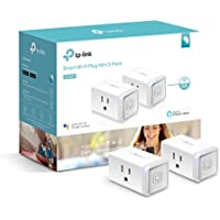 Kasa Smart Wi-Fi Plug Mini by TP-Link (2-Pack) - Control...