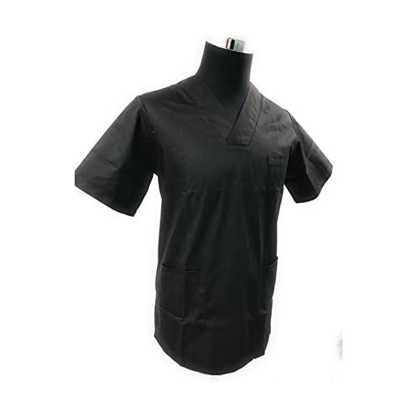 MISEMIYA - Camisa Camisetas Unisex Uniformes LABORARES ESTÉTICA Dentista - Ref:T817 7
