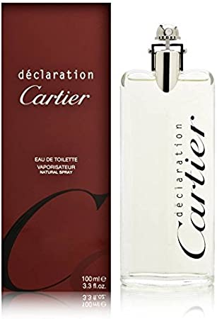 Cartier Declaration Eau de Toilette Vaporizador 50 ml