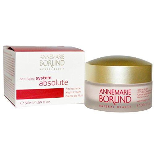 Borlind, Night Cream System Absolute, 1.69 Fl Oz