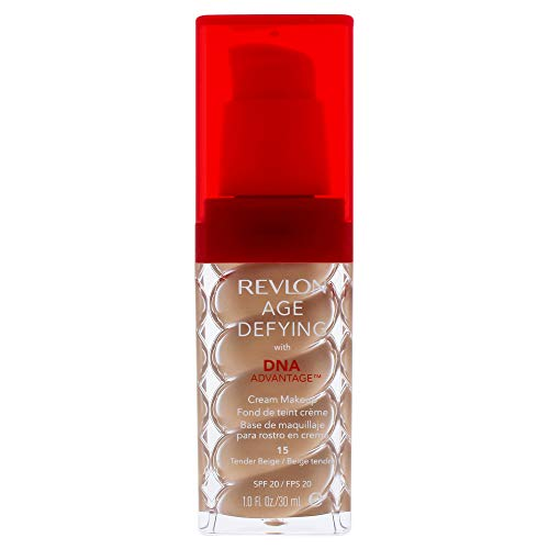 Revlon Age Defying with DNA Advantage Makeup, Tender Beige