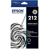 Epson EPC13T02R192 212 Standard Capacity Ink Cartridge, Black