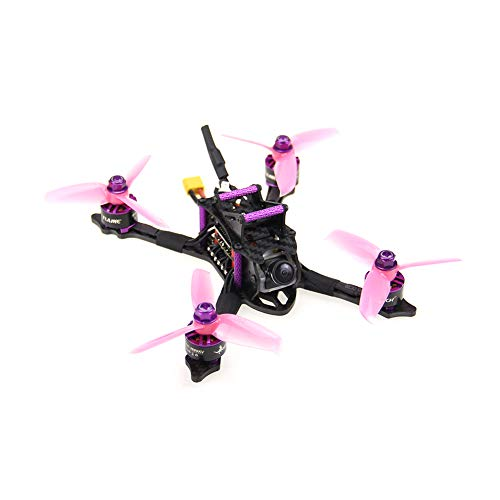 HGLRC XJB145 FPV Racing Drone BNF F4 Flight Controller 35A Blheli32 4 in 1 ESC Forward MT Switchable VTX 1407 3600KV…